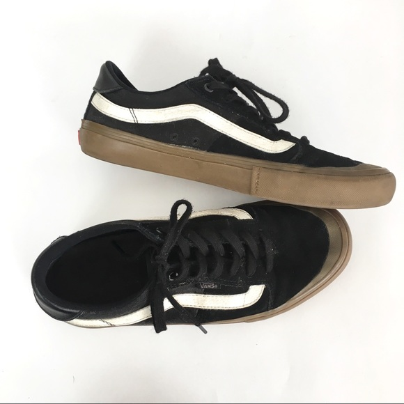 71465e70c2 rare VANS skate shoe rubber gum sole sk8 sneaker. M 5c3957e1f63eeaeabe25ff52